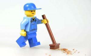 Pożegnanie z LEGO, blog o klockach zamknięty