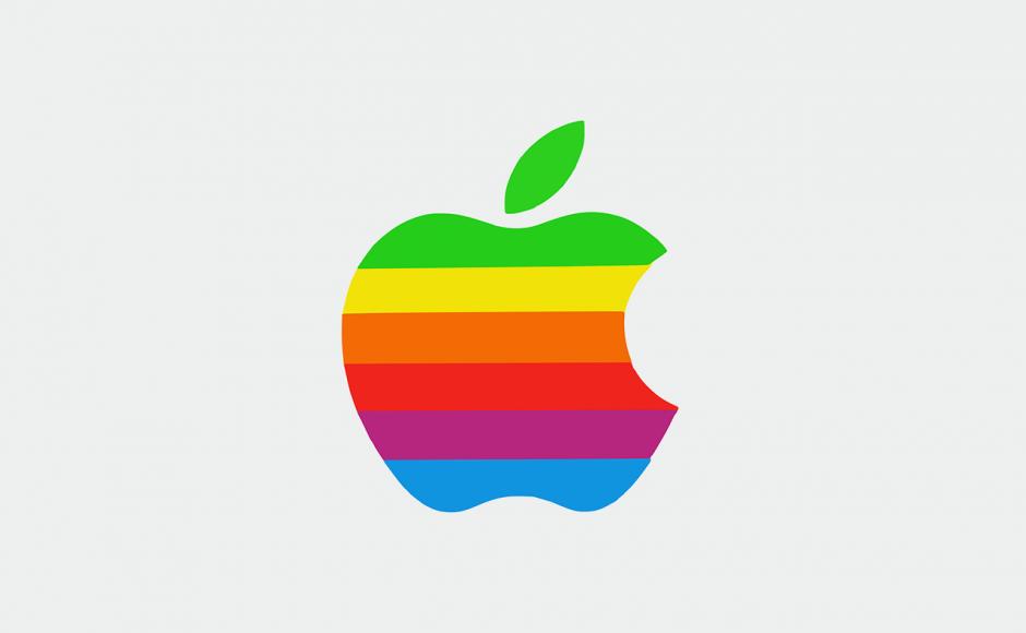 Kolekcja produktów Apple, czyli mój mały zbiór