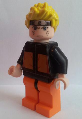 LEGO Naruto Shippuuden