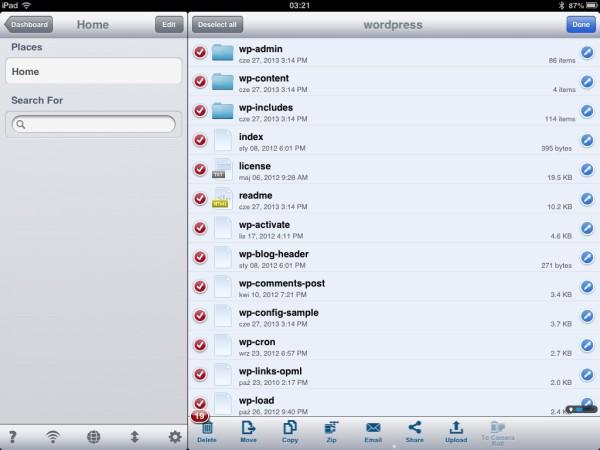 iPad iFiles 2