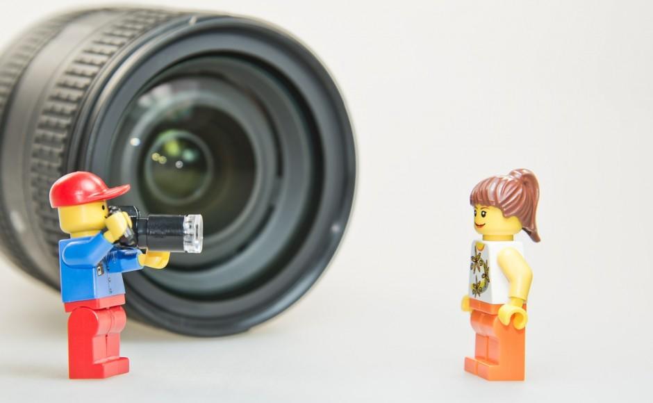 LEGO Friendly World, czyli mój pierwszy film z klockami