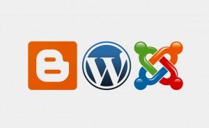Własna strona. Joomla, WordPress czy Blogger?
