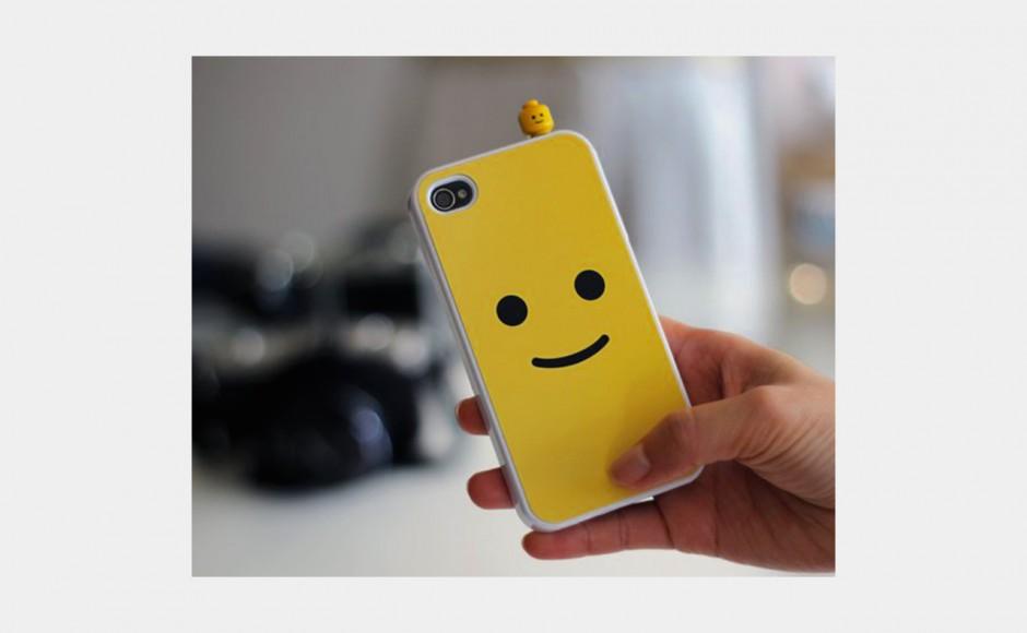 Najładniejszy pokrowiec lego dla iPhone'a 4/4S
