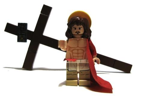 Easter-lego