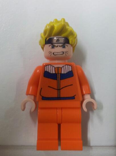LEGO Naruto young