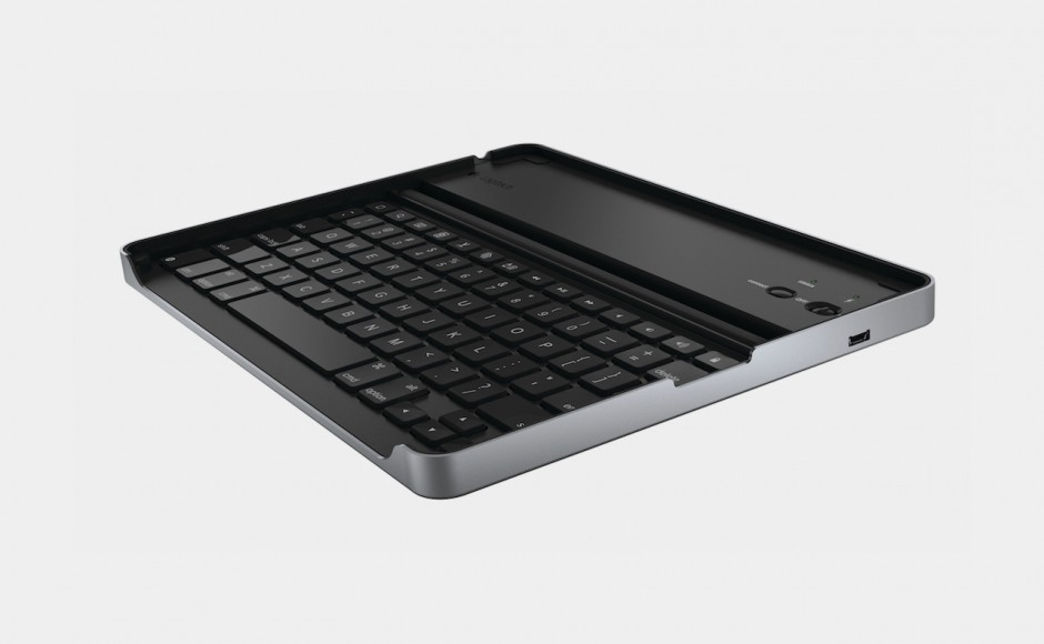 Solidna klawiatura do iPada – Logitech Keyboard Case