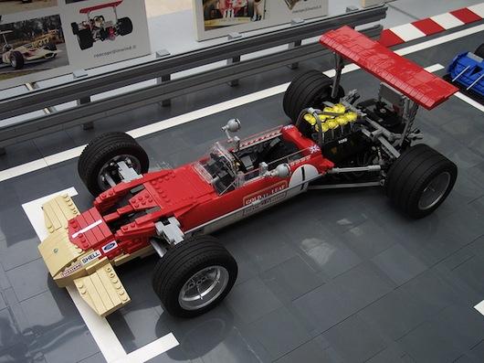Lotus-49B-lego