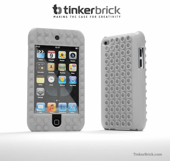 TinkerBrick pokrowiec Lego iPod iPhone