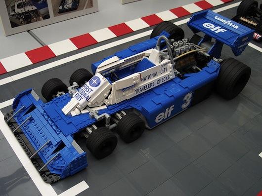 Tyrrell-P34-lego